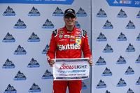 NASCAR Sprint Cup Foto - Polesitter Kyle Busch, Joe Gibbs Racing Toyota