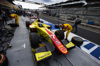 GP2 Foto - Mitch Evans, Pertamina Campos Racing