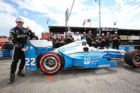 IndyCar Foto - Polesitter Simon Pagenaud, Team Penske Chevrolet