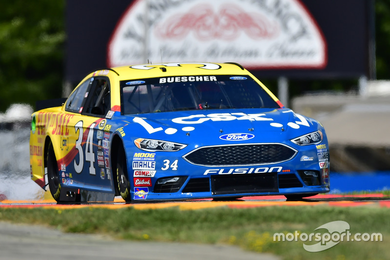 30. Chris Buescher, Front Row Motorsports, Ford