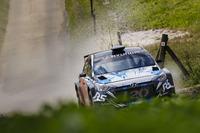 Hyundai i20 WRC 2017, test