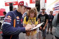 MotoGP Foto - Marc Marquez, Repsol Honda Team, Honda
