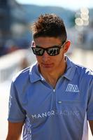 Formule 1 Photos - Esteban Ocon, Manor Racing