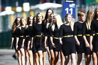GP3 Fotos - Chicas de la parrilla