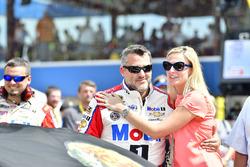 Tony Stewart, Stewart-Haas Racing, Chevrolet