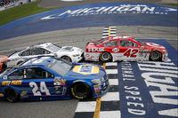 NASCAR Sprint Cup Foto - Kyle Larson, Chip Ganassi Racing Chevrolet