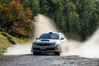 Rally Foto - Mike Young, Malcolm Read, Subaru Impreza WRX, Cusco Racing