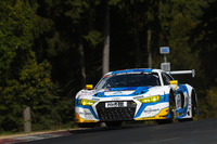 VLN Photos - Frank Stippler, Michael Ammermüller, Phoenix Racing, Audi R8 LMS