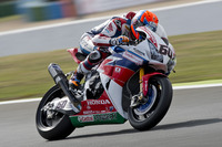 WSBK Foto - Michael van der Mark, Honda World Superbike Team