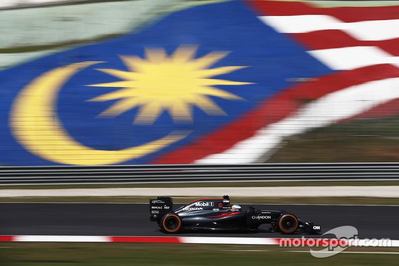 F1 Sigue en directo la clasificación del GP de Malasia