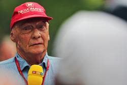 Niki Lauda, Mercedes Non-Executive Chairman