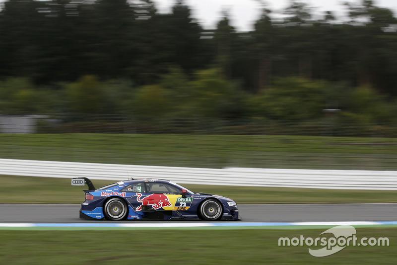6. René Rast, Audi Sport Team Phoenix, Audi RS 5 DTM