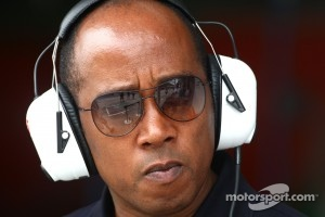 Anthony Hamilton, manager of Paul di Resta, Force India F1 Team