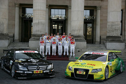 DTM Groupshoot 2011
