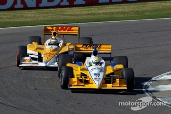 Ryan Briscoe, Team Penske, Ryan Hunter-Reay, Andretti Autosport