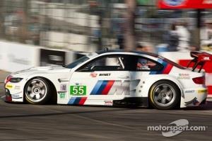 #55 BMW Team RLLBMW E92 M3: Bill Auberlen, Dirk Werner