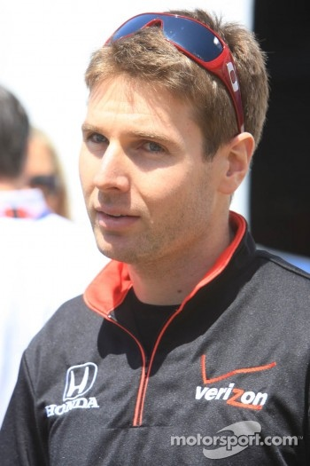 Media luncheon: Will Power