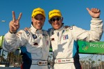 GT class winners Dirk Mller and Joey Hand