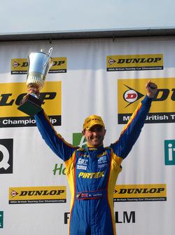 2nd place: Andrew Jordan, Pirtek Racing