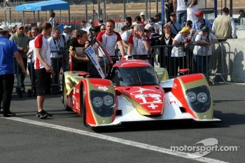 #13 Rebellion Racing Lola B 10/60 Coupe-Toyota