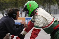 HVM Racing crew members