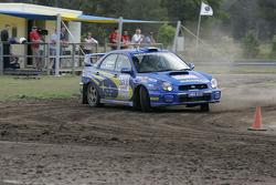 Subaru WRX experience: Jimmy Vasser