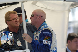 Paul Tracy out of the race