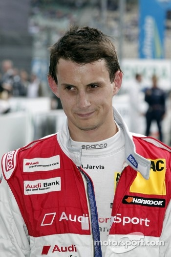 Oliver Jarvis, Audi Sport Team Abt, Audi A4 DTM