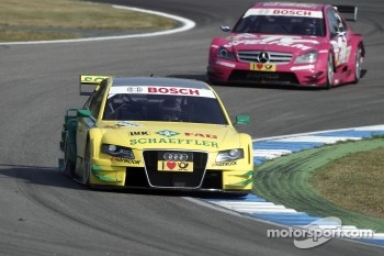 Martin Tomczyk, Audi Sport Team Phoenix, Audi A4 DTM