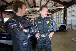 Justin Bell and Scott Tucker