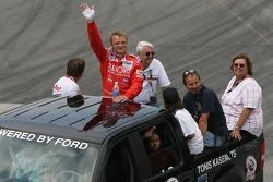 Drivers parade: Tonis Kasemets