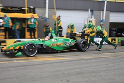 Pitstop for Simon Pagenaud