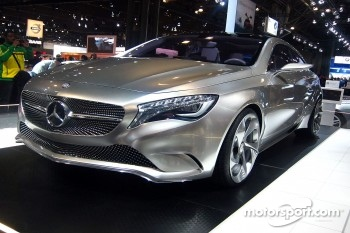 MB A-Class concept
