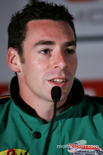 Press conference: Simon Pagenaud