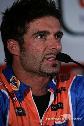 Press conference: Alex Tagliani