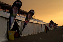 The nostalgic charm of a quiet paddock