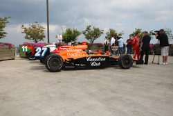IndyCar Series 2007 Championship photo shoot on Navy Pier in Chicago