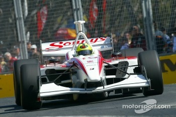 Bruno Junqueira (Dale Coyne Racing)