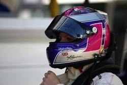 Katherine Legge (Dale Coyne Racing)