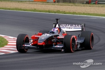 Former F1 driver Robert Doornbos