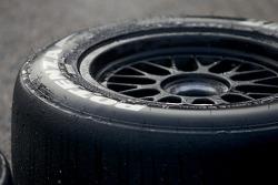 Bridgestone tire ready to go