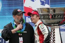 2005 IRL champion Dan Wheldon