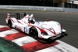 #41 Greaves Motorsport Zytek Z11SN-Nissan: Karim Ojjeh, Gary Chalandon, Tom Kimber-Smith