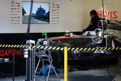 Lewis Hamilton, McLaren Mercedes, MP4-26, KERS