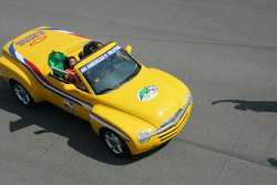 Pace vehicle