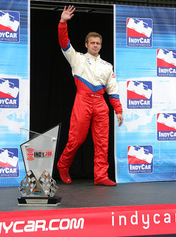 Drivers presentation: Ed Carpenter