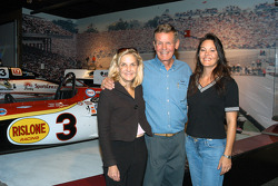 Lisa, Bobby and Jeri Unser