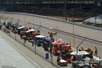 An overview of pit road