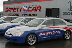 Honda Accord safety cars