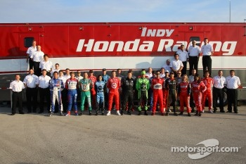 IndyCar Series Class of 2007 photo